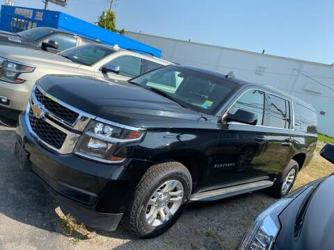 2016 Chevrolet Suburban for sale at M-97 Auto Dealer in Roseville MI