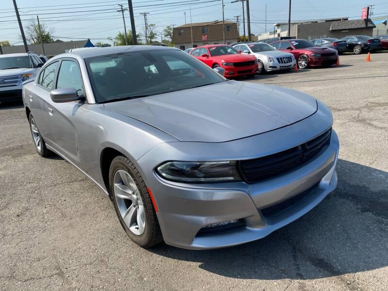 2016 Dodge Charger for sale at M-97 Auto Dealer in Roseville MI