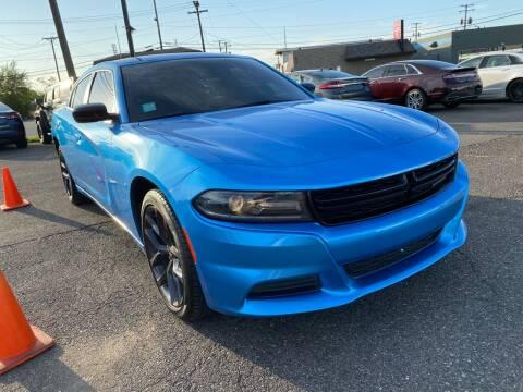 2019 Dodge Charger for sale at M-97 Auto Dealer in Roseville MI
