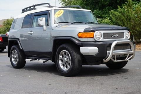 2011 Toyota FJ Cruiser for sale in Maryville, TN