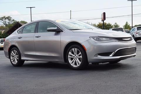2015 Chrysler 200 for sale in Maryville, TN
