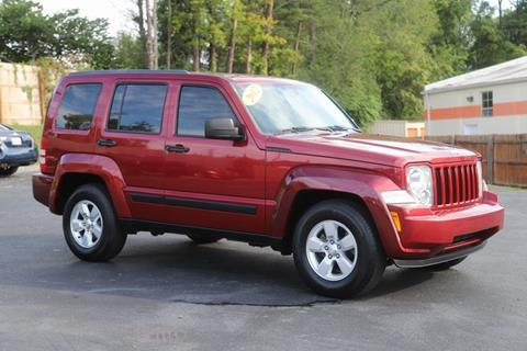2012 Jeep Liberty for sale in Maryville, TN