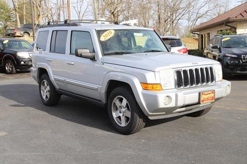 2010 Jeep Commander for sale in Maryville, TN