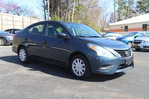 2016 Nissan Versa for sale in Maryville, TN