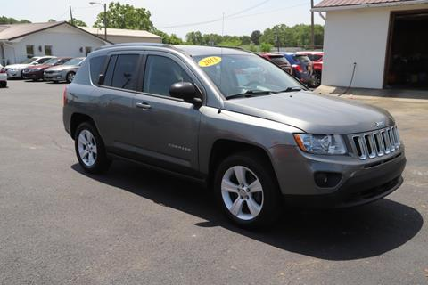 2013 Jeep Compass for sale in Maryville, TN