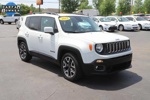 2015 Jeep Renegade for sale in Maryville, TN