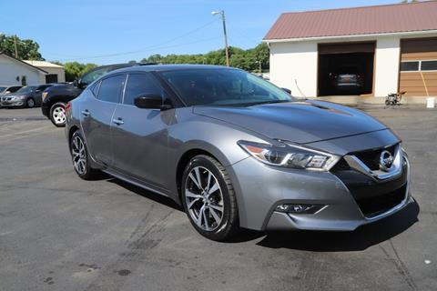 2016 Nissan Maxima for sale in Maryville, TN