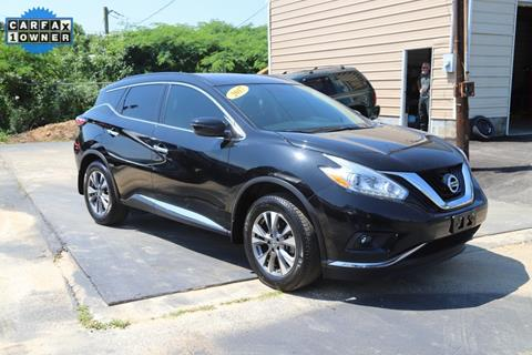 2017 Nissan Murano for sale in Maryville, TN
