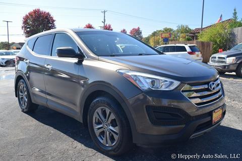 Roger Beasley Hyundai >> Used 2014 Hyundai Santa Fe For Sale in Hyannis, MA ...
