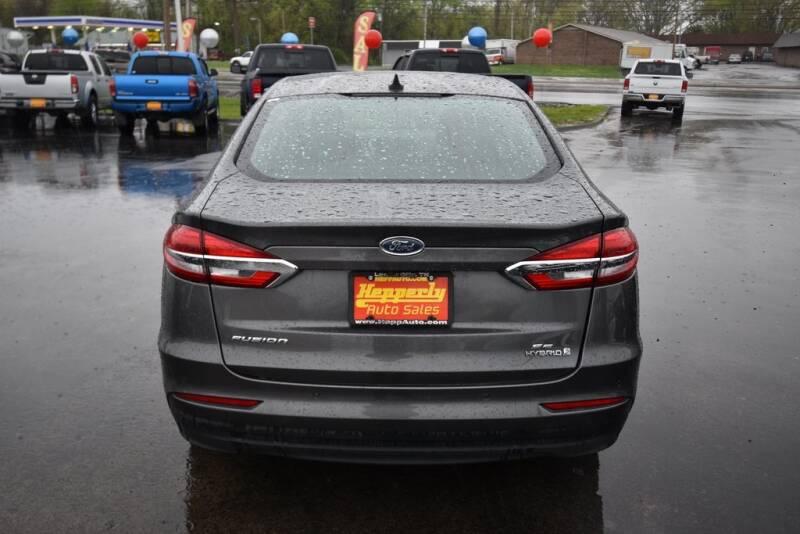 2019 Ford Fusion Hybrid SE (image 6)