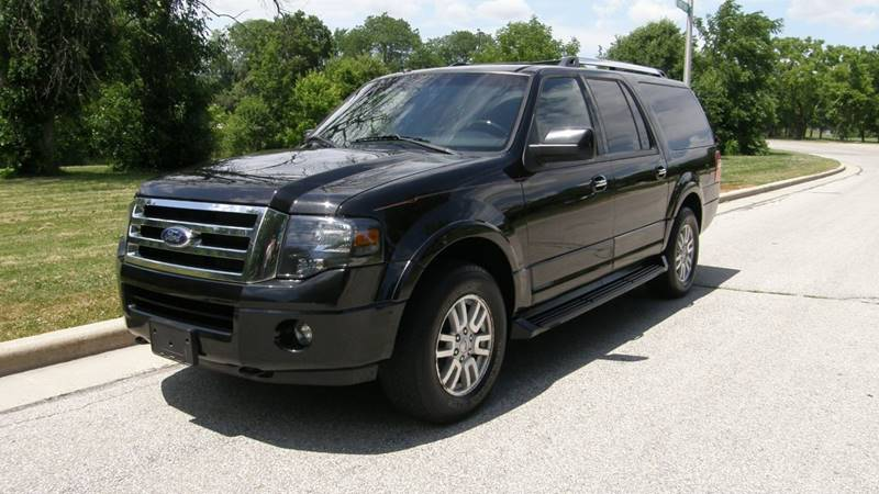 2012 Ford Expedition El 4x4 Limited 4dr SUV In West Allis WI - EZ