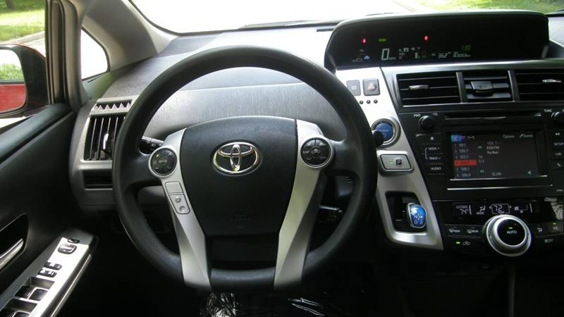 2012 Toyota Prius V Three 4dr Wagon In West Allis WI - EZ