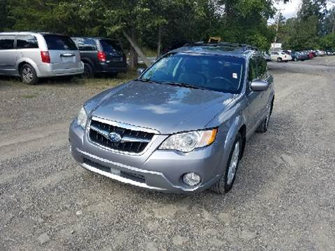 2008 Subaru Outback for sale at B & B GARAGE LLC in Catskill NY