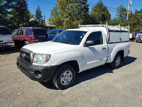2011 Toyota Tacoma for sale at B & B GARAGE LLC in Catskill NY