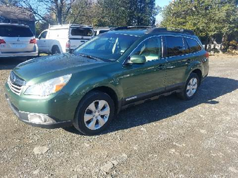 2010 Subaru Outback for sale at B & B GARAGE LLC in Catskill NY