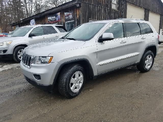 2012 Jeep Grand Cherokee for sale at B & B GARAGE LLC in Catskill NY