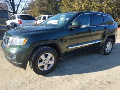 2011 Jeep Grand Cherokee for sale at B & B GARAGE LLC in Catskill NY