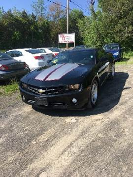 2010 Chevrolet Camaro for sale at B & B GARAGE LLC in Catskill NY