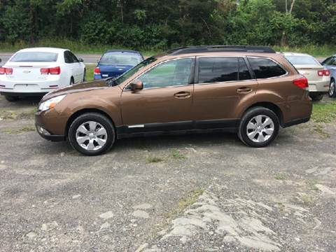 2012 Subaru Outback for sale at B & B GARAGE LLC in Catskill NY