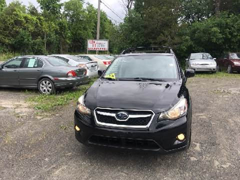 2013 Subaru XV Crosstrek for sale at B & B GARAGE LLC in Catskill NY
