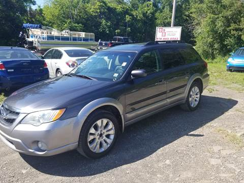 2009 Subaru Outback for sale at B & B GARAGE LLC in Catskill NY