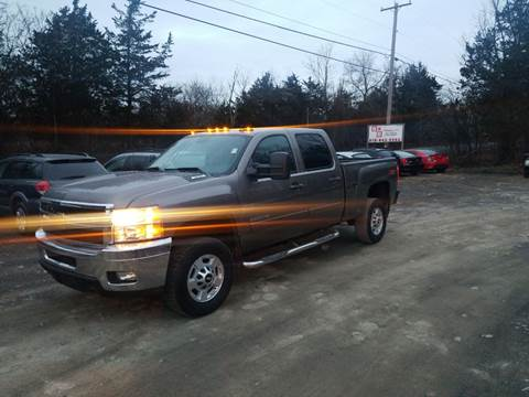 2012 Chevrolet Silverado 2500HD for sale at B & B GARAGE LLC in Catskill NY