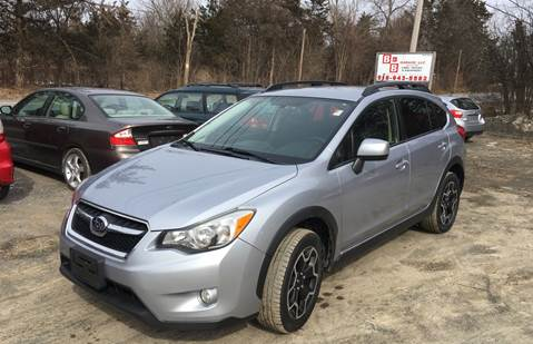 2014 Subaru Crosstrek for sale at B & B GARAGE LLC in Catskill NY