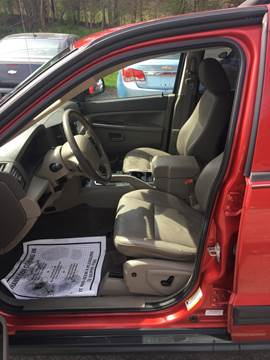 2005 Jeep Grand Cherokee for sale at B & B GARAGE LLC in Catskill NY