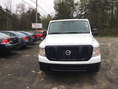 2014 Nissan NV Cargo for sale at B & B GARAGE LLC in Catskill NY