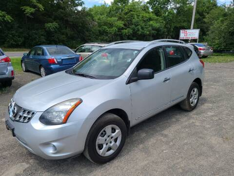 2015 Nissan Rogue Select for sale at B & B GARAGE LLC in Catskill NY