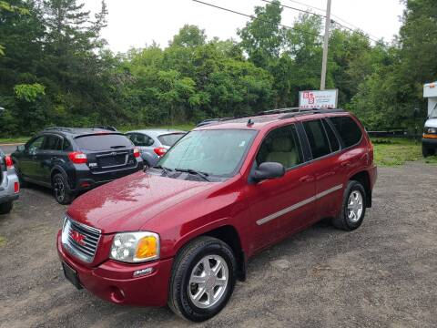 2007 GMC Envoy for sale at B & B GARAGE LLC in Catskill NY