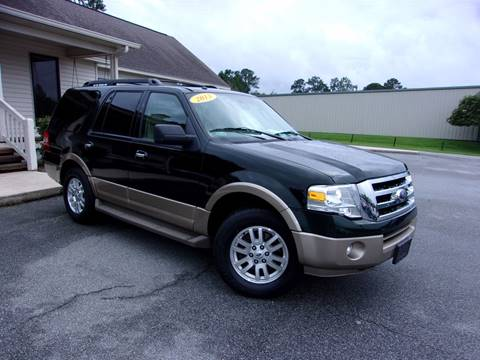 2013 Ford Expedition for sale in Richmond Hill, GA