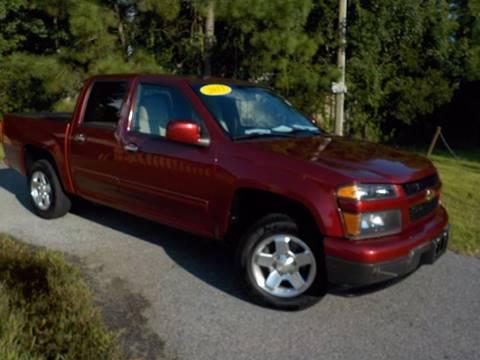 2011 Chevrolet Colorado for sale in Richmond Hill, GA