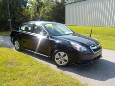 2013 Subaru Legacy for sale in Richmond Hill, GA