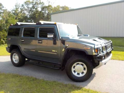 2008 HUMMER H2 for sale in Richmond Hill, GA