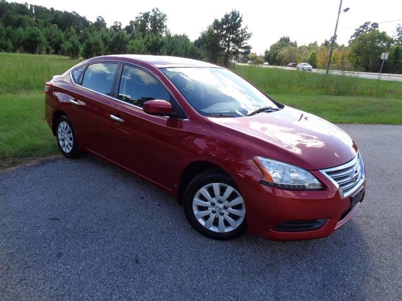 2013 Nissan Sentra For Sale At J. MARTIN AUTO In Richmond Hill GA