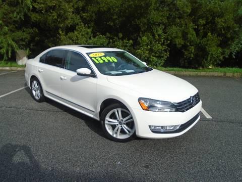 2015 Volkswagen Passat for sale in Richmond Hill, GA