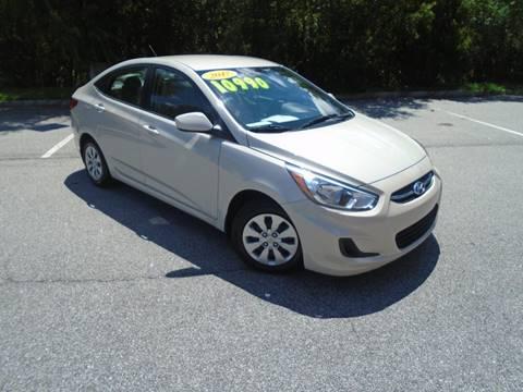 2017 Hyundai Accent for sale in Richmond Hill, GA