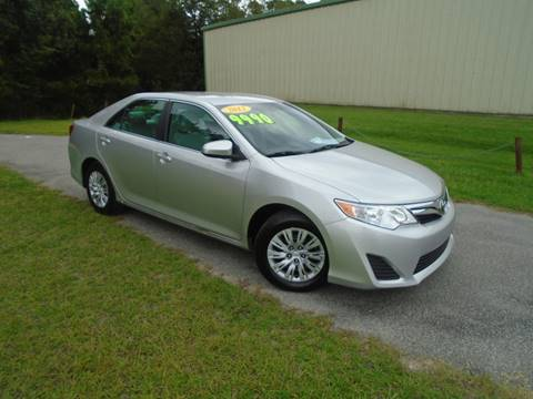 2012 Toyota Camry for sale in Richmond Hill, GA