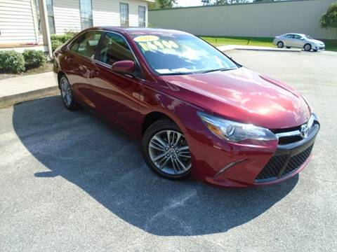 2015 Toyota Camry for sale in Richmond Hill, GA