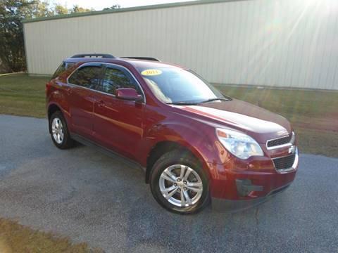 2011 Chevrolet Equinox for sale in Richmond Hill, GA