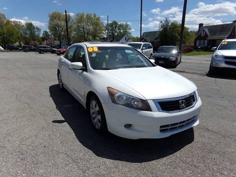 2008 honda accord for sale in kentucky for Car city motors louisville ky