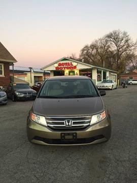 Used honda odyssey for sale in kentucky for Car city motors louisville ky