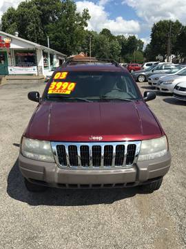 2003 Jeep Grand Cherokee for sale in Louisville, KY