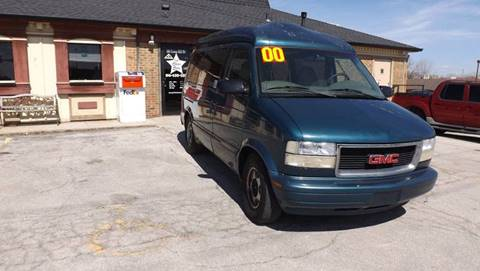 2000 GMC Safari for sale in Excelsior Springs, MO