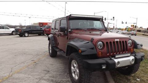 2008 Jeep Wrangler Unlimited for sale in Excelsior Springs, MO