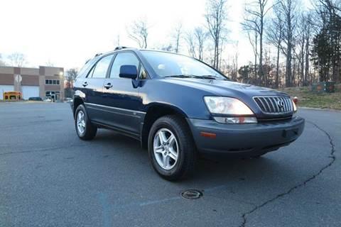 2001 Lexus RX 300 for sale at North Irving Motors INC in Fredericksburg VA