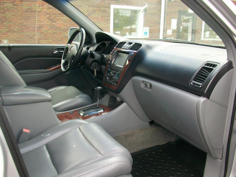 2003 Acura MDX AWD Touring 4dr SUV w/Navi and Entertainment System - Milan IL