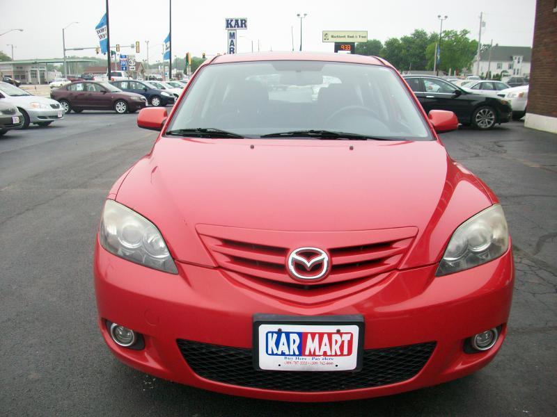 2006 Mazda MAZDA3 HATCHBACK - Milan IL