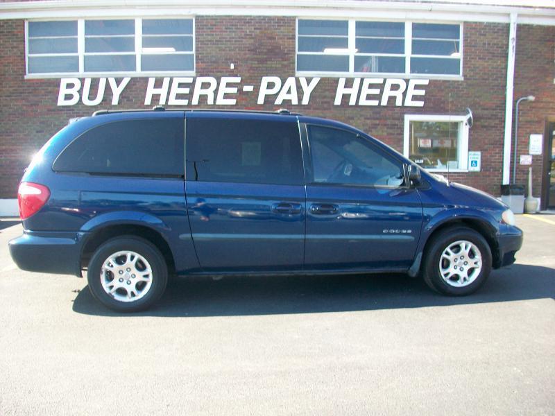 2001 Dodge Grand Caravan EX 4dr Extended Mini-Van - Milan IL